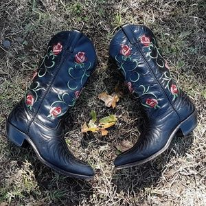 Vintage Code West by Dan Post Cowboy/Cowgirl boots